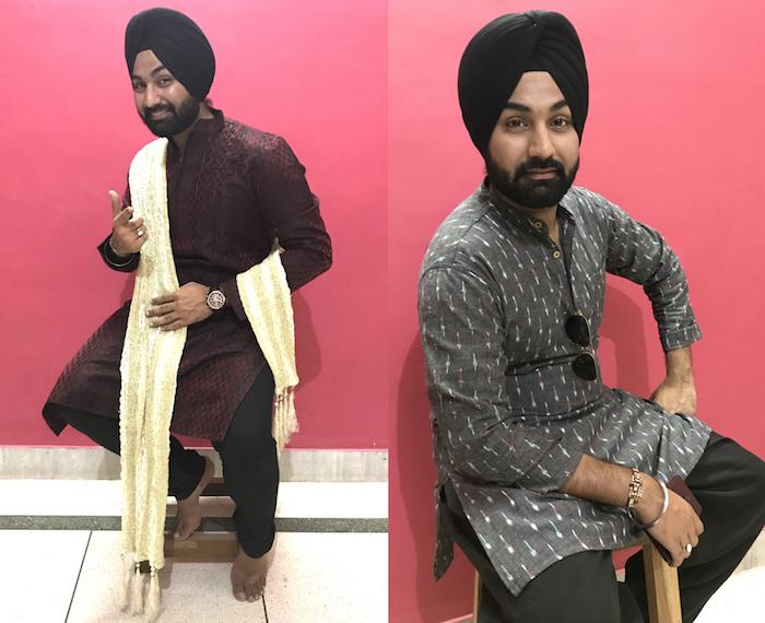 Mens-Ethnic-Wear-Style-Code-Kurta Pajama