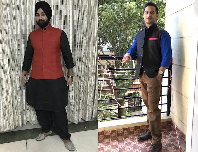 Mens-Ethnic-Wear-Style-Code-Nehru Jacket