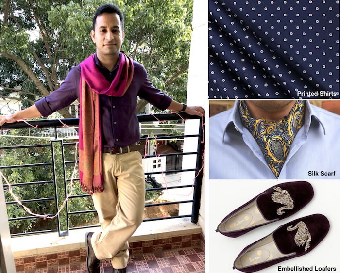 Mens-Ethnic-Wear-Style-Code-Shirt and Trouser
