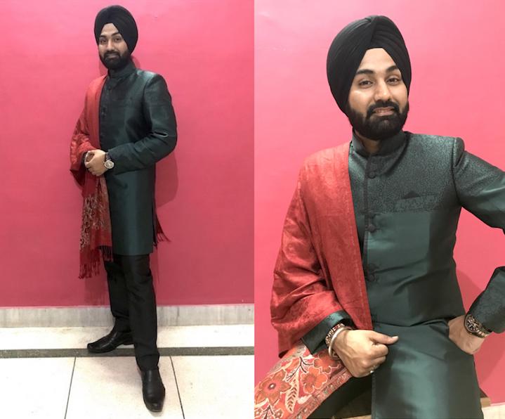 Mens-Ethnic-wear-style-Code-Sherwani